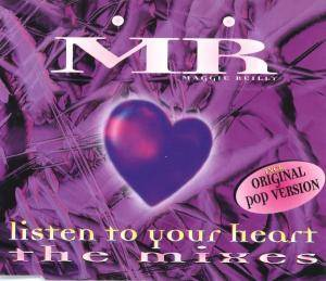 Cover - MR: Listen To Your Heart - The Mixes