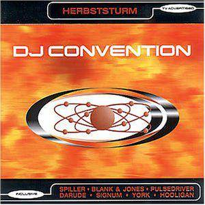DJ Convention - Herbststurm - Cover