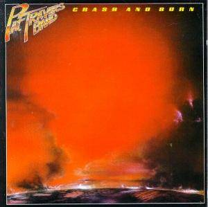 Pat Travers Band: Crash And Burn - Cover
