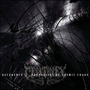 Cover - Centinex: Decadence - Prophecies Of Cosmic Chaos