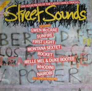 Cover - Gwen McGrae: Street Sounds - Edition 2