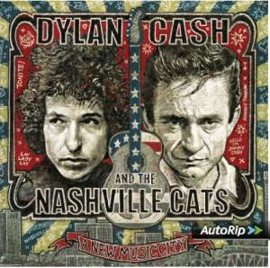 Bob Dylan, Johnny Cash, And The Nashville Cats - Cover