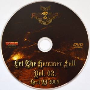 Cover - Road: Let The Hammer Fall Vol. 82 - Best Of 2009