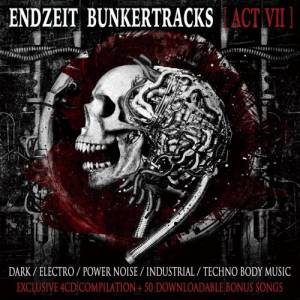 Cover - Studio-X Vs. Simon Carter: Endzeit Bunkertracks [Act VII]