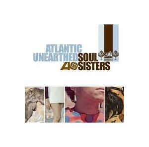 Atlantic Unearthed: Soul Sisters - Cover