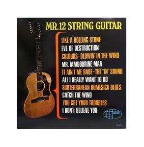 Glen Campbell: Mr.12 String Guitar - Cover