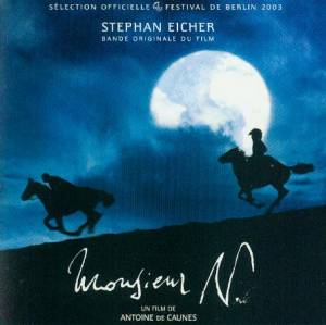 Cover - Stephan Eicher: Monsieur N.