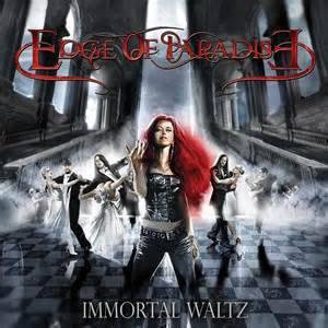 Edge Of Paradise: Immortal Waltz - Cover