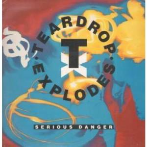 Cover - Teardrop Explodes, The: Serious Danger