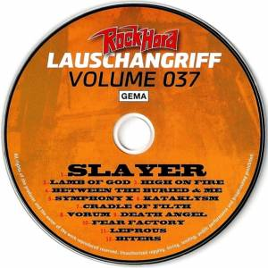 Rock Hard - Lauschangriff Vol. 037 (CD) - Bild 3