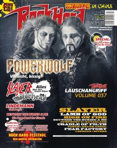 Rock Hard - Lauschangriff Vol. 037 (CD) - Bild 5