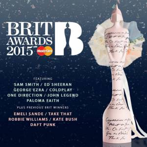 Cover - PJ & Duncan: Brit Awards 2015