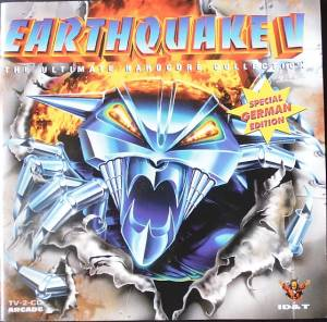 Earthquake V - Cover