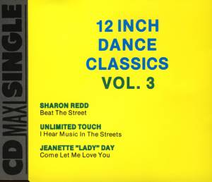 Cover - Unlimited Touch: 12 Inch Dance Classics Vol. 3