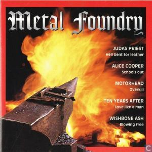 Metal Foundry - Volume 2 - Cover