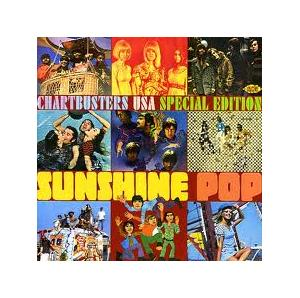 Chartbusters USA - Special Sunshine Pop Edition - Cover