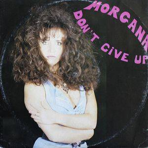 Cover - Morgana: Don't Give Up