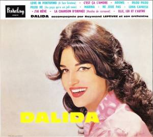 Dalida: Love In Portofino - Cover