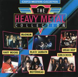 Heavy Metal Collection, The - Cover
