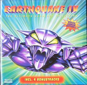 Cover - DJ Waxweazle: Earthquake IV