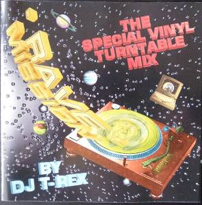 Rave Mission - The Special Vinyl Turntable Mix - Cover