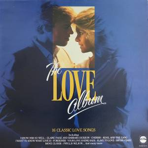 Love Album - 16 Classic Love Songs, The - Cover