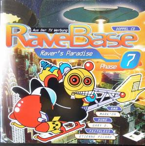 Cover - Revil O.: Rave Base Phase 07