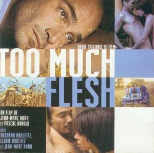 Too Much Flesh - Cover