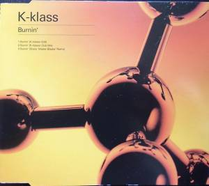 Cover - K-Klass: Burnin'