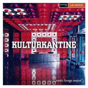 Cover - Zimpala: Kulturkantine - Exotic Lounge Session