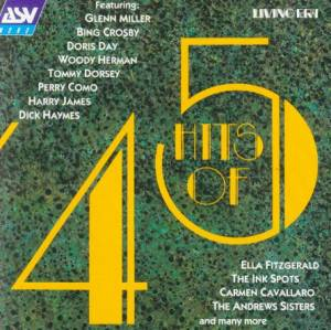 Cover - Helen Forrest & Dick Haymes: Hits Of '45