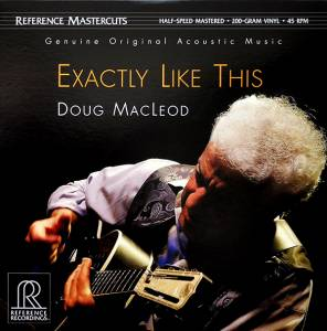 Cover - Doug MacLeod: Exactly Like This