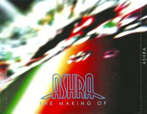 Cover - Ashra: Making Of, The