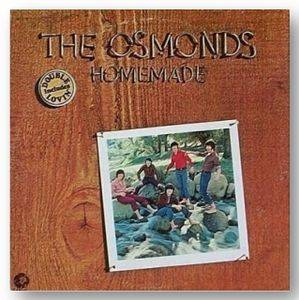 Cover - Osmonds, The: Homemade