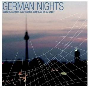 Cover - Christian Morgenstern: German Nights - Soulful Electronics Compiled By DJ Salut