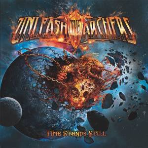 Cover - Unleash The Archers: Time Stands Still