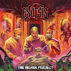 Exarsis: Human Project, The - Cover