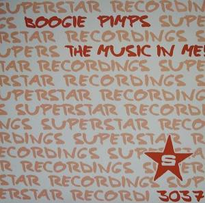 Cover - Boogie Pimps: Music In Me!, The