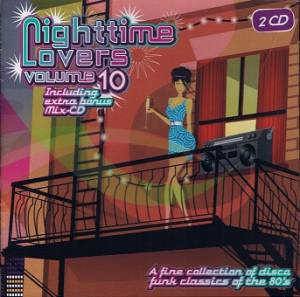 Nighttime Lovers Vol.10 - Cover