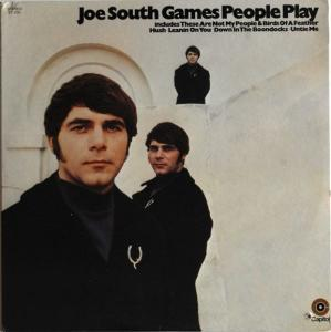 Joe South: Games People Play - Cover