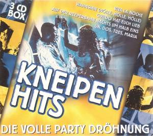Cover - Spanish Fly: Kneipenhits - Die Volle Party Dröhnung
