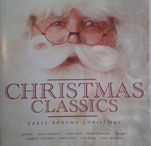 Cover - Cinematic Feat. Heinz Rühmann Und Oliver Grimm: Christmas Classics - Party Around Christmas