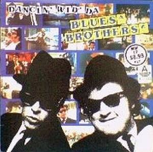 The Blues Brothers: Dancin' Wid' Da Blues Brothers - Cover