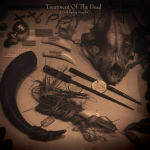 Cover - Z'ev: Treatment Of The Dead