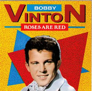 Cover - Bobby Vinton: Roses Are Red