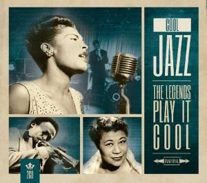 Cool Jazz - The Legends Play It Cool - Cover