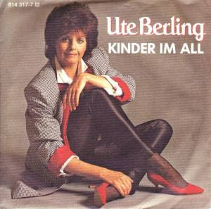 Cover - Ute Berling: Kinder Im All