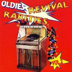 Oldies Revival Rarities Vol.2 - Cover