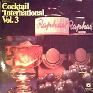 Cover - Claudius Alzner Orchester: Cocktail International Vol. 3