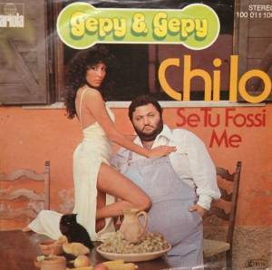 Cover - Gepy & Gepy: Chi Lo